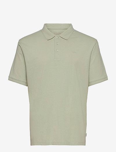 Polo shirts - poloshirts - pastel green
