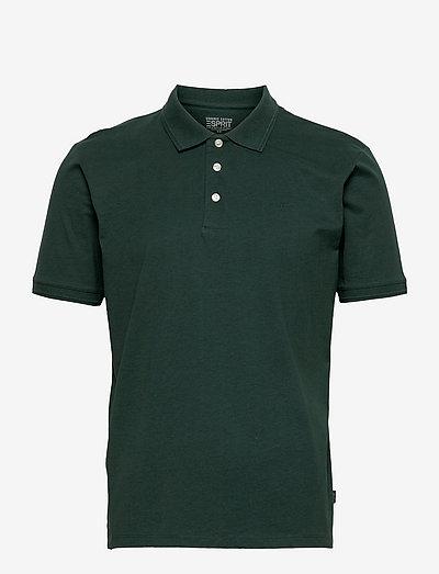 Polo shirts - kortærmede - teal blue