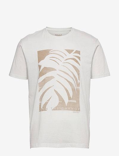 T-Shirts - kortærmede t-shirts - off white