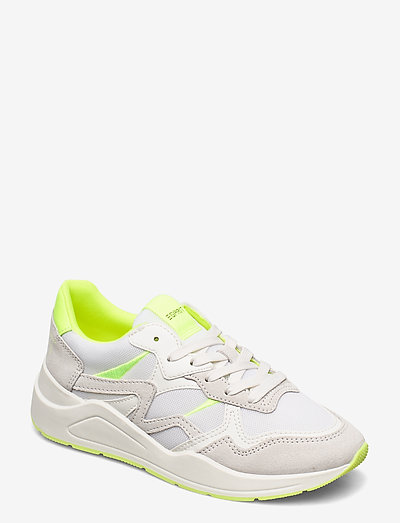 Casual Shoes leather - lave sneakers - white