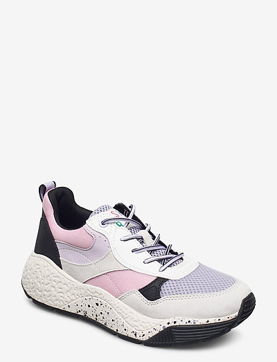 Casual Shoes textile - lave sneakers - lavender