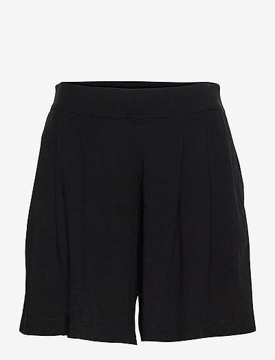 Shorts woven - casual shorts - black
