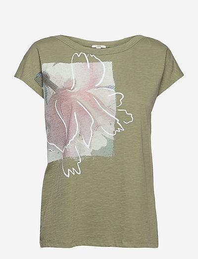 T-Shirts - t-shirts - light khaki