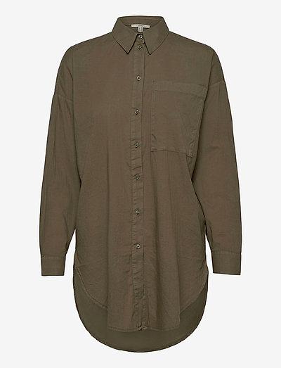 Blouses woven - denimskjorter - olive