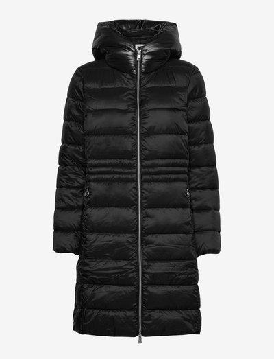 Coats woven - vinterfrakker - black
