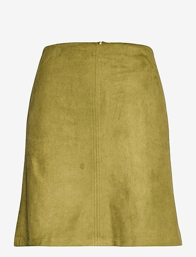 Skirts woven - korte nederdele - olive