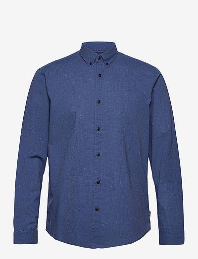 Shirts woven - basic skjorter - grey blue 5