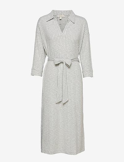Dresses knitted - hverdagskjoler - light grey 5