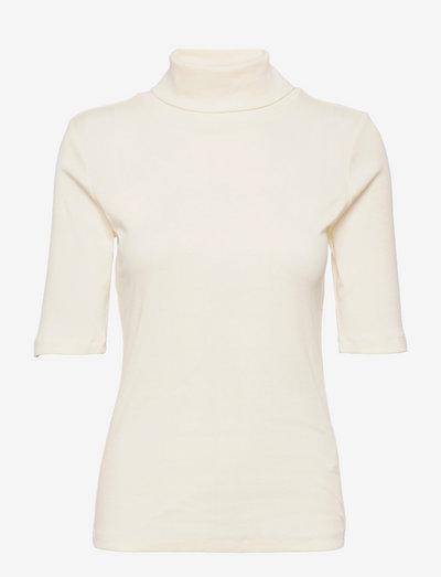 T-Shirts - rullekraver - off white