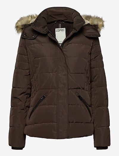 Jackets outdoor woven - vinterjakker - dark brown