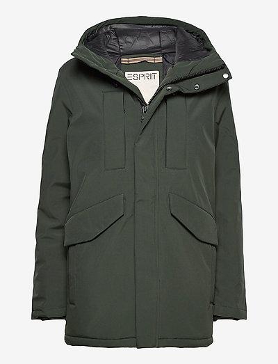 Jackets outdoor woven - parkas - bottle green 2