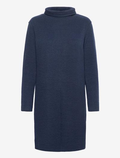Dresses knitted - sommerkjoler - navy 5