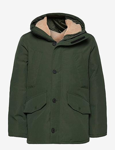 Jackets outdoor woven - teddyjakker - dark teal green