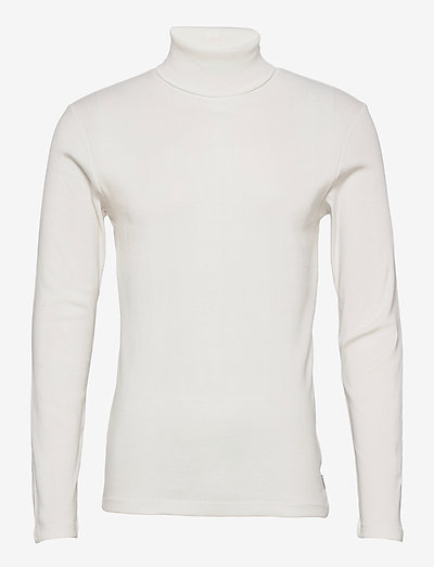 T-Shirts - basic strik - off white