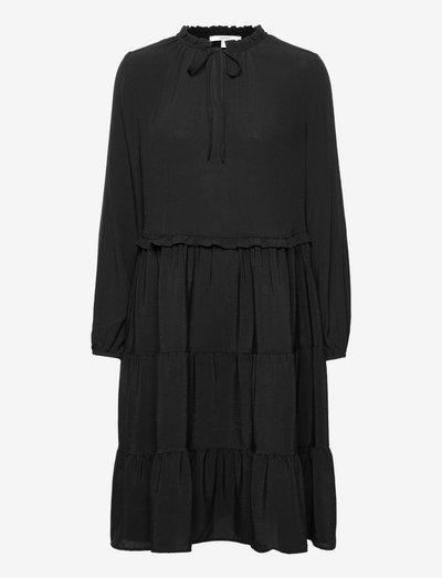 Dresses light woven - hverdagskjoler - black