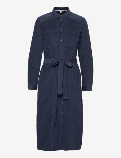Dresses light woven - hverdagskjoler - navy