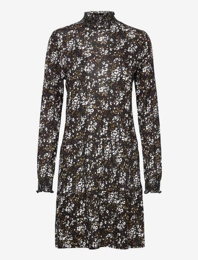 Dresses knitted - cocktailkjoler - black 3