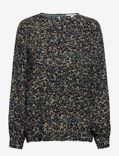 Blouses woven - langærmede bluser - black 5