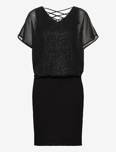 Dresses light woven - korte kjoler - black 3