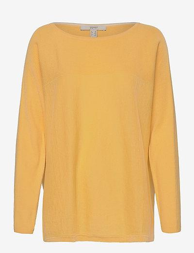Sweaters - trøjer - sunflower yellow
