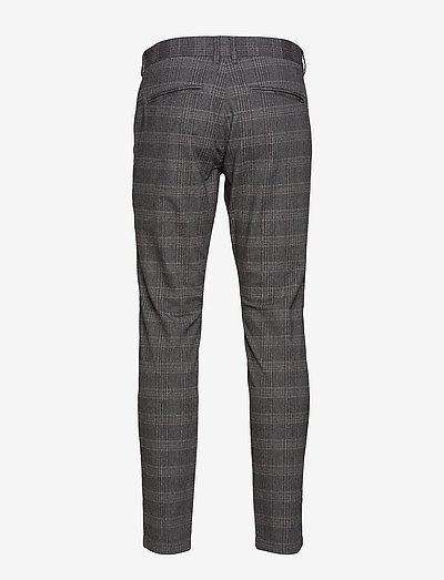 Esprit Casual Pants Woven- Housut Dark Grey 3