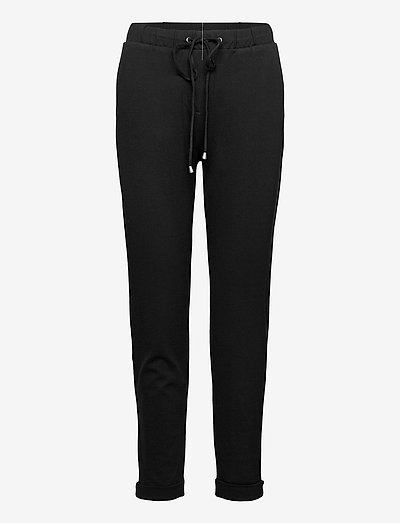 Pants woven - casual bukser - black