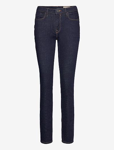 Pants denim - slim jeans - blue rinse