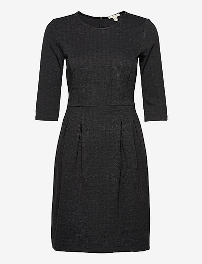 Dresses woven - cocktailkjoler - anthracite