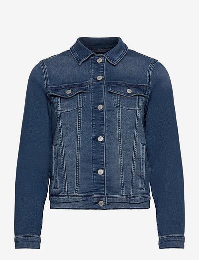 Jackets indoor denim - denimjakker - blue medium wash