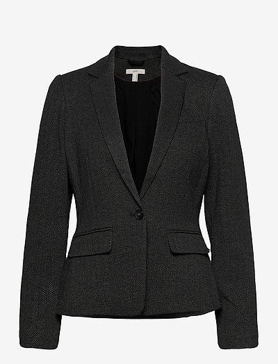 Blazers woven - vestes habillées - anthracite