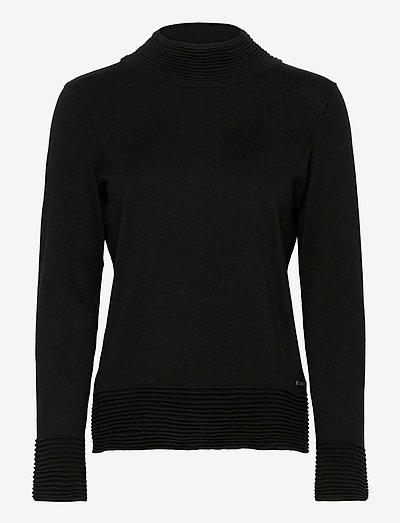 Sweaters - trøjer - black