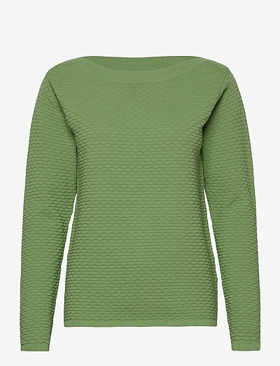 Sweaters - trøjer - leaf green