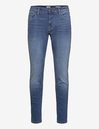 Pants denim - slim jeans - blue medium wash