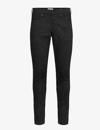 Pants denim - regular jeans - black rinse