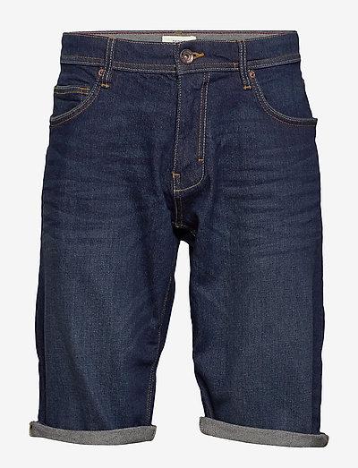 Shorts denim - denim shorts - blue dark wash