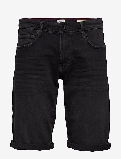 Shorts denim - denim shorts - black medium wash