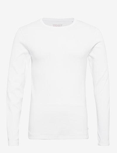 T-Shirts - basic t-shirts - white