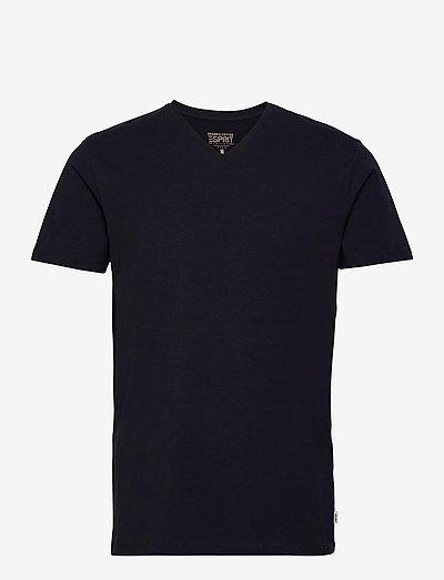 T-Shirts - basic t-shirts - navy