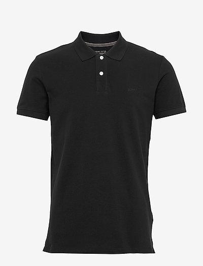 Polo shirts - kortærmede - black