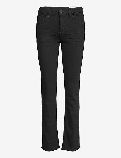 Pants denim - slim jeans - black rinse