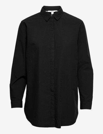 Blouses woven - denimskjorter - black