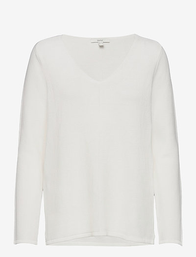 Sweaters - trøjer - off white