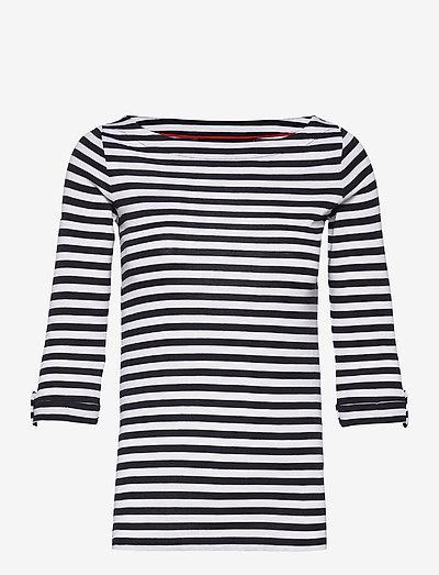 T-Shirts - langærmede toppe - navy