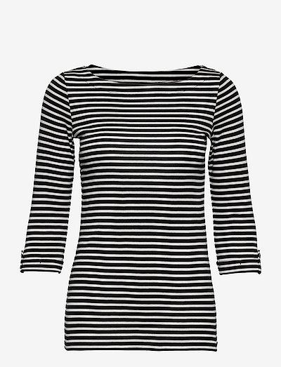 T-Shirts - langærmede bluser - black