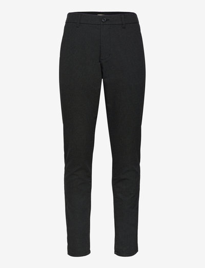 Pants woven - chinos - anthracite