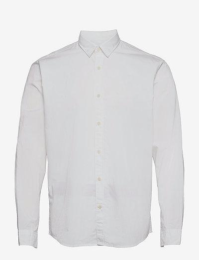 Shirts woven - basic skjorter - white