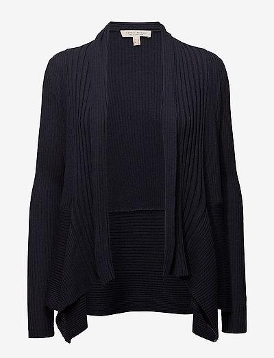 Sweaters cardigan - cardigans - navy 5