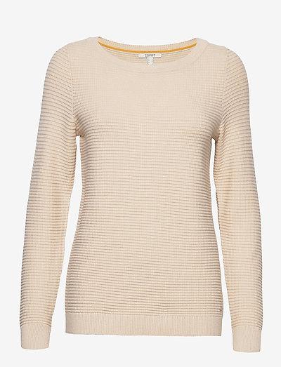 Sweaters - trøjer - sand