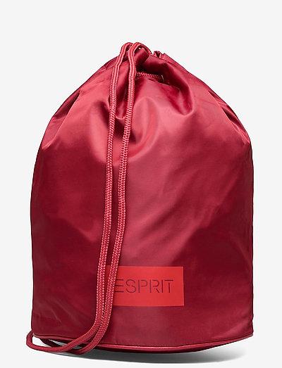 Bags - rygsække - red