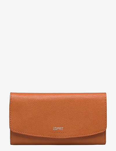 Accessories small leather - punge - burnt orange
